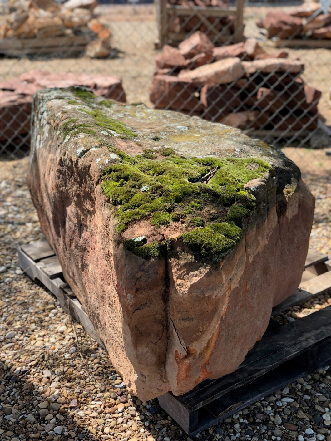 Update Your Yard With Natural Boulders
